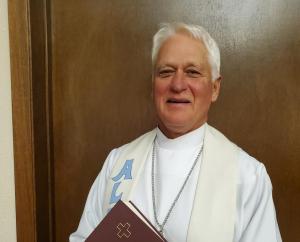 Associate Pastor Brandt