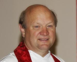 Associate Pastor Grunst
